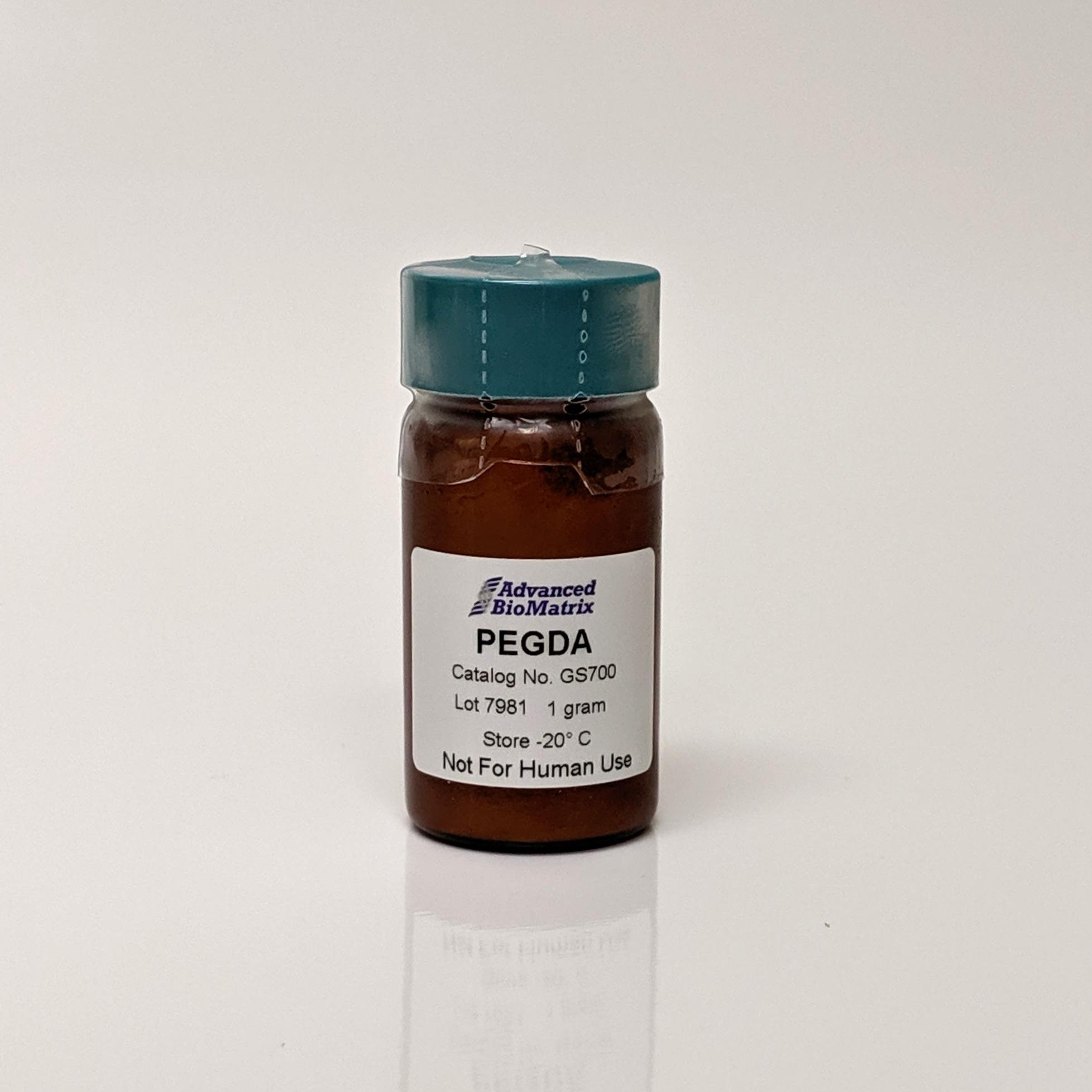 PEGDA 3500 mw powder from advanced biomatrix