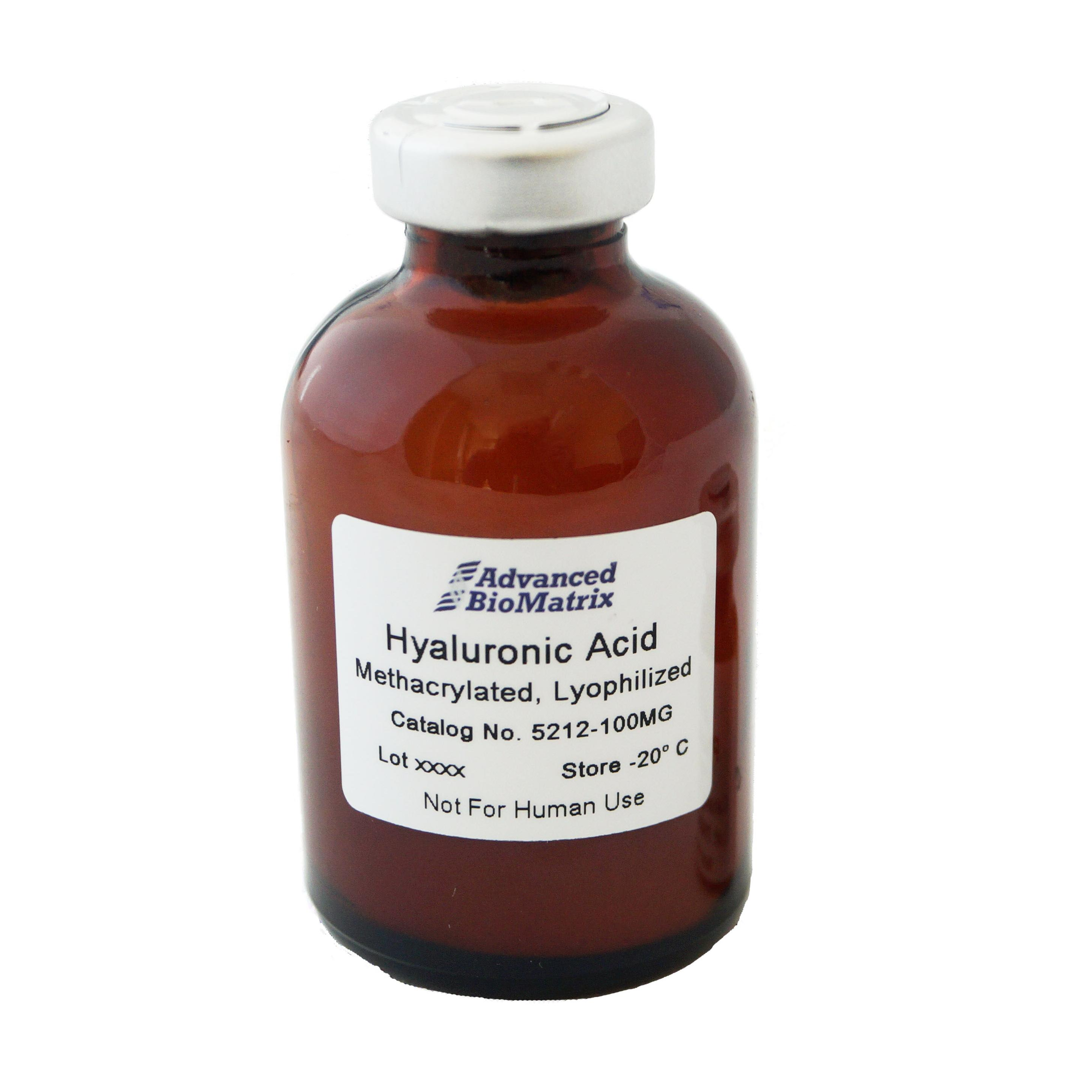 PhotoHA HAMA methacrylated hyaluronic acid from Advanced BioMatrix