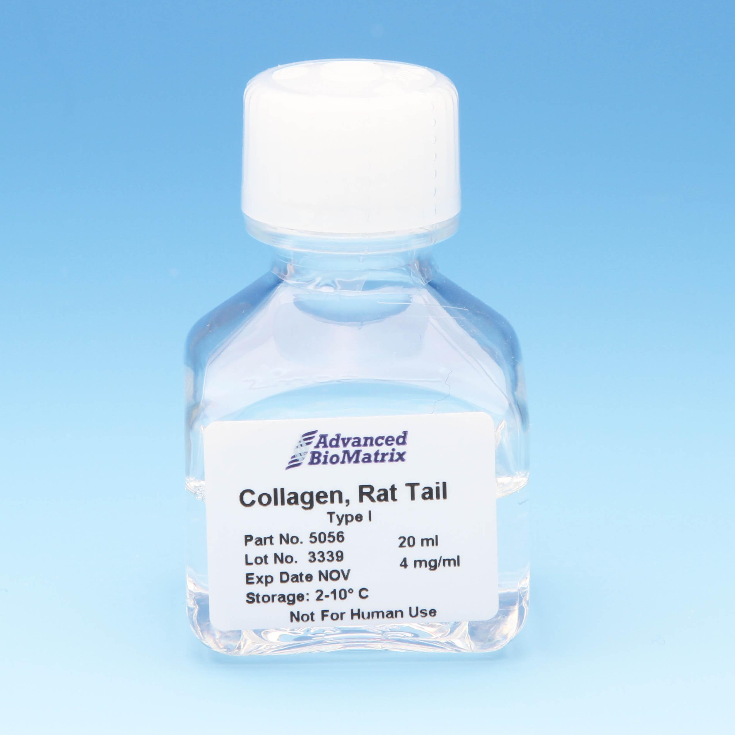 RatCol type I rat tail collagen from advanced biomatrix