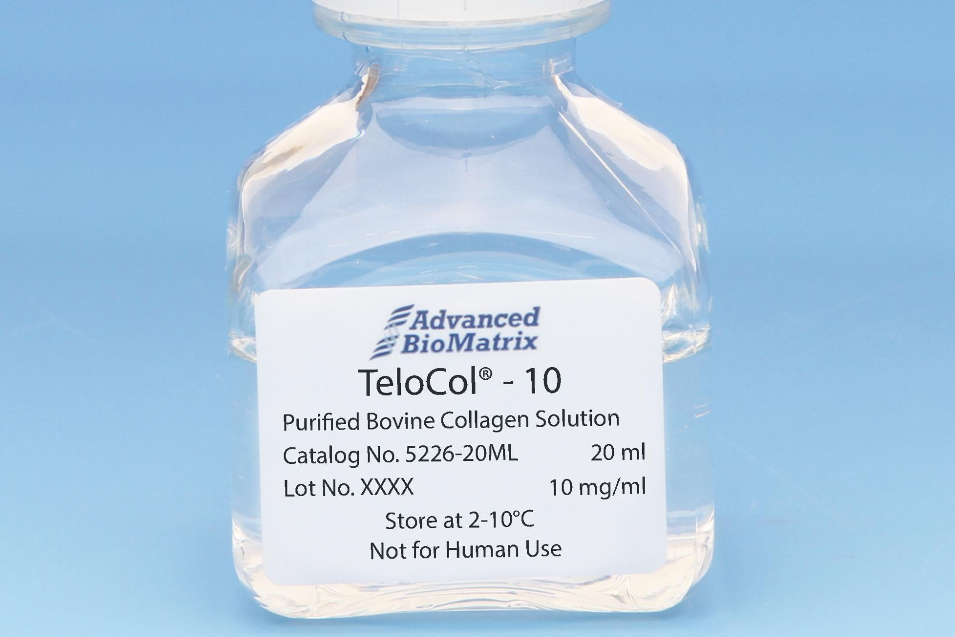 TeloCol®-10 Solution, 10 mg/ml (bovine) #5226