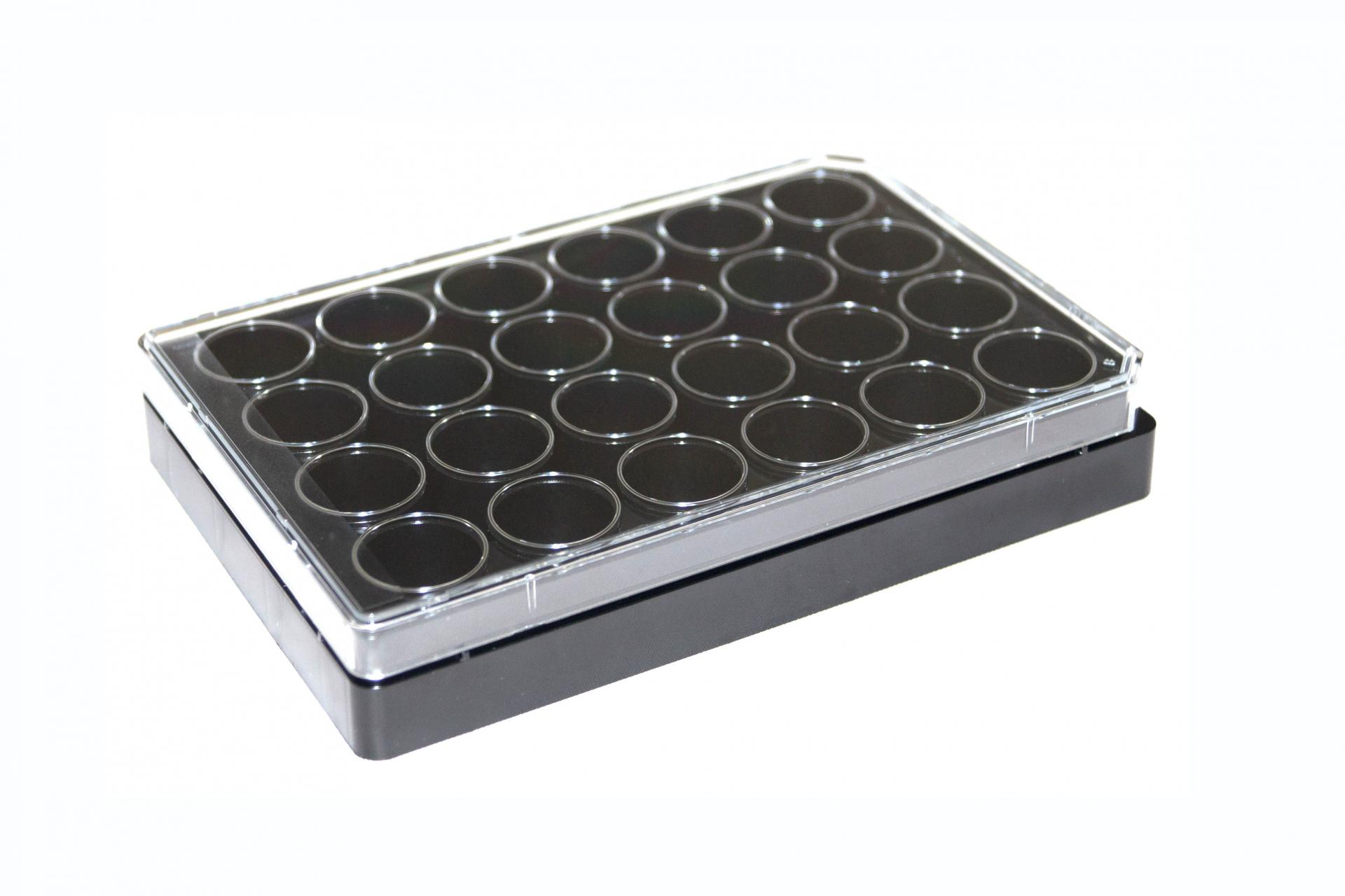 CytoSoft® Imaging, 24-Well Plates (0.2 - 64 kPa)