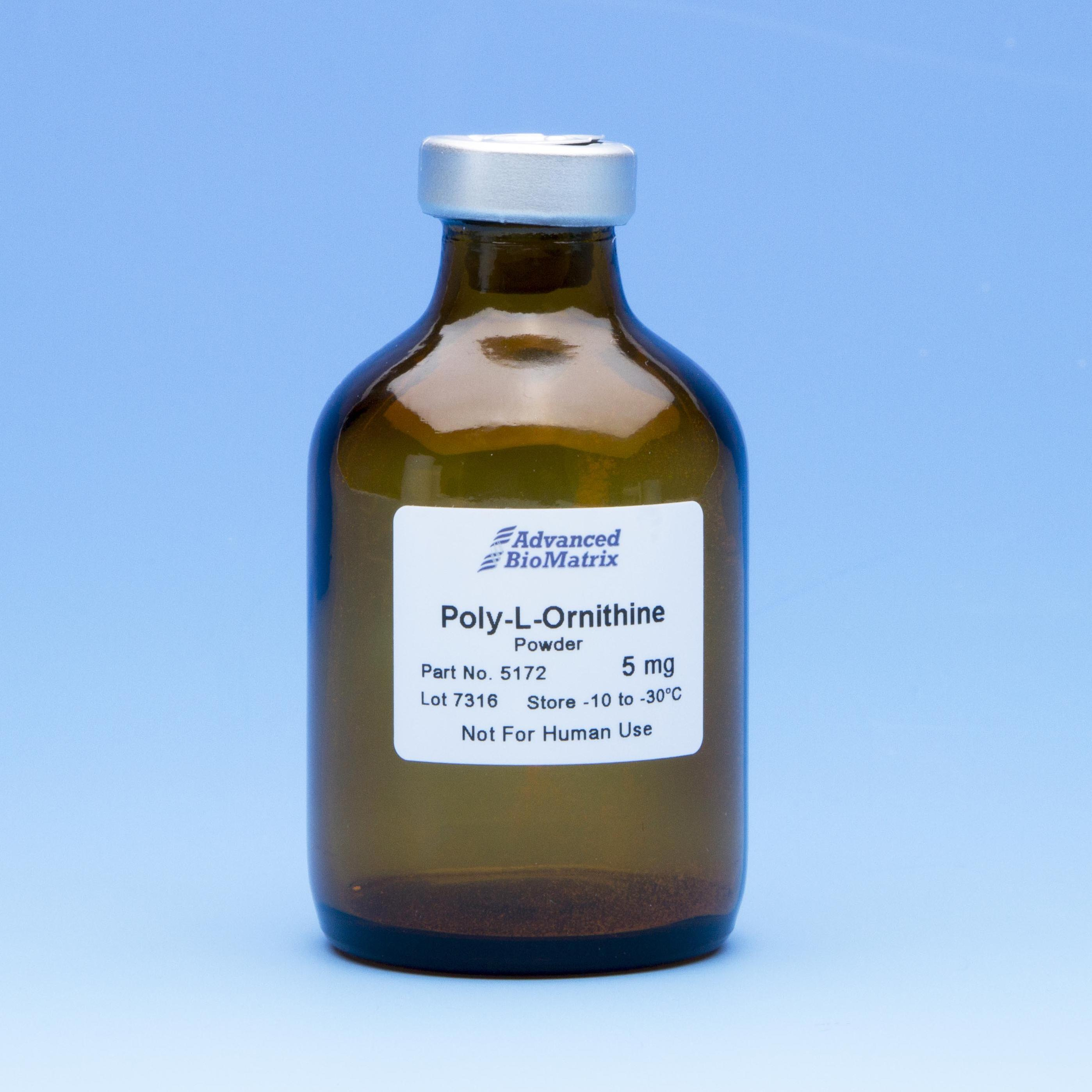 poly-l-ornithine from advanced biomatrix